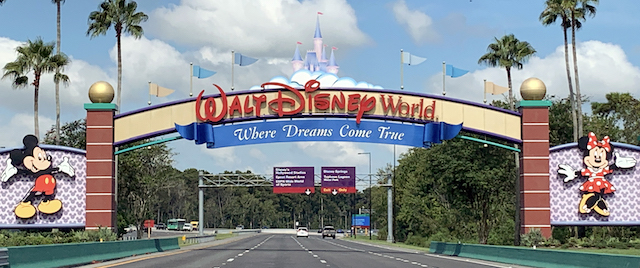 As of Today, Walt Disney World Is Back