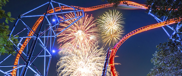 One Theme Park Will Be Blasting Fireworks This Summer