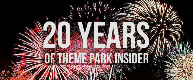 20 Great Reads for 20 Years of 'Theme Park Insider'