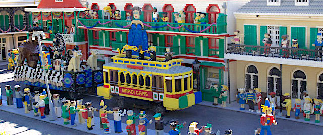 Parts of Legoland California's Miniland Reopen for Guests
