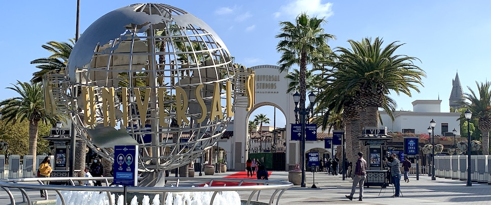Universal Studios Hollywood Reopens After a Year