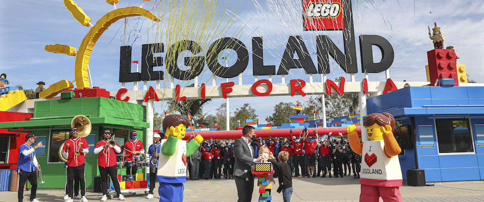 Legoland California Officially Reopens to Fans
